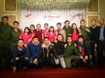 Year End Party 2014 - Hà Nội