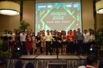 Year End Party 2018